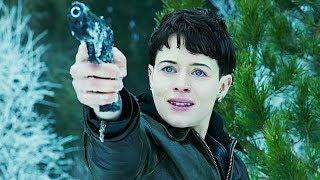 THE GIRL IN THE SPIDER'S WEB Official Trailer (2018) Claire Foy, Thriller Movie