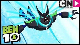Il festival dell'Uomo Assiderato | Ben 10 Italiano | Cartoon Network