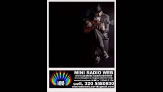 Intervista a Mini Radio Web - Roma, 02/07/2018