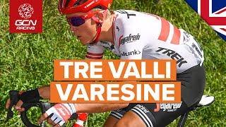 Tre Valli Varesine 2019 Highlights | Italian Autumn One Day Classics On GCN Racing