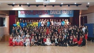 2018.KOREA NOBLE LINE DANCE PARTY????❤❤❤????????????