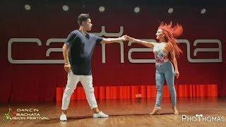 Maurizio Bollo & Simona [Dos Amantes] @ Dancin Bachata Fusion Festival 2018