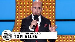 Tom Allen talks about his childhood | BBC Comedy Greats