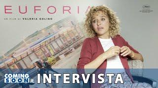Euforia: Valeria Golino - Intervista Esclusiva   HD
