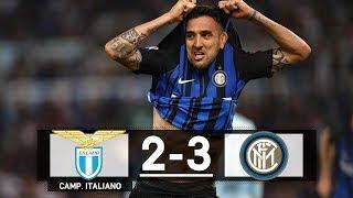 Lazio 2 x 3 Inter de Milão - Melhores Momentos - Campeonato Italiano 20/05/2018 HD
