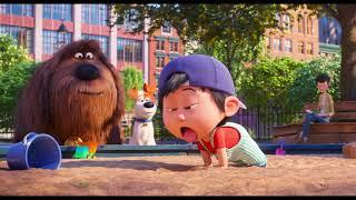 THE SECRET LIFE OF PETS 2 - TRÁILER OFICIAL