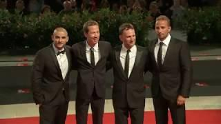 Schoenaerts: 'There's something I don't like' about cops