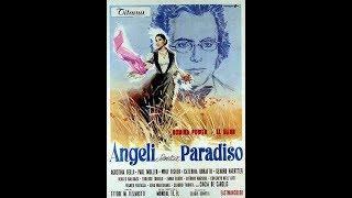 Angeli senza paradiso - Film sentimentale/musicale completo in italiano del 1970