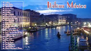 2 Hour Italian Music - Instrumental Italian Music - Romantic Italian Traditional Música