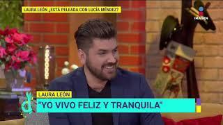 ¿Laura León peleada con Lucía Méndez?   De Primera Mano