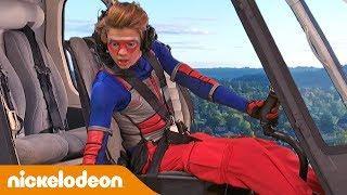 Henry Danger | Ray esegue un Atterraggio di Emergenza! | Nickelodeon Italia