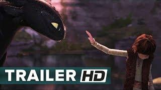 Dragon Trainer - Il Mondo Nascosto - Teaser Trailer Italiano Ufficiale HD