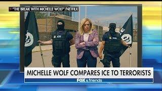 Comedian Michelle Wolf Compares ICE to ISIS Terrorists in Netflix Skit