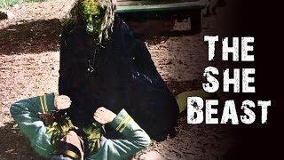 The She Beast (1966)   British Italian Horror Film   Barbara Steele, John Karlsen