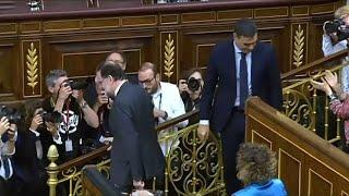 Spagna, oggi giura il nuovo premier Pedro Sánchez