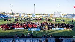 Presentación del PAMESA LaLiga Promises 2018
