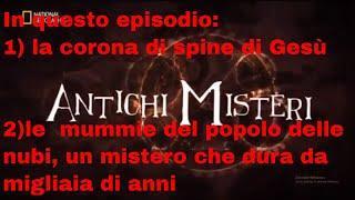Antichi misteri, National Geographic, documentario italiano completo.