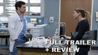 Grey's Anatomy 15x16 Blood and Water Trailer + Review