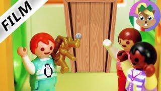 Playmobil film italiano|USCITA SEGRETA all'asilo - Emma la scopre?| famiglia Vogel