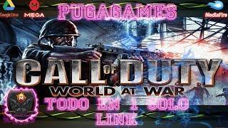 Descargar e Instalar CALL OF DUTY: WORLD AT WAR | En Español PC 1 Link [FULL] 2018