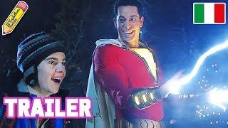 SHAZAM (2019) | I poteri dell'eroe nel Trailer #2 SUB ITA del Film DC