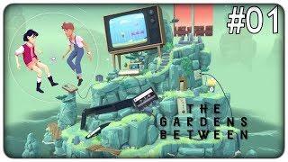 L'INIZIO DI UN MAGICO VIAGGIO NEL TEMPO | The Gardens Between - ep.01 [ITA]