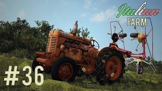 Italian Farm - Fienagione con l'OM 50R #36
