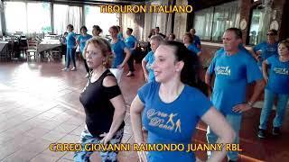 TIBURON ITALIANO - Coreo Giovanni Raimondo Juanny RBL  - Song di Antonio Cottini