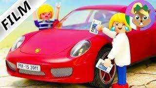 Playmobil film italiano | MAMMA vende segretamente PORSCHE di papà -porsche nuova per fam Vogel?