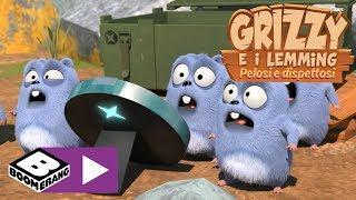 La tastiera miracolosa | Grizzy e i Lemming | Boomerang