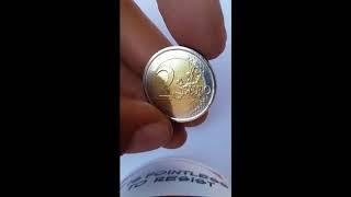 moneda conmemorativa 2 euros Italia 2013 Verdi #8