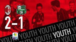 Highlights AC Milan Primavera 2-1 Sassuolo Matchday 16 Primavera 1 TIM
