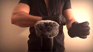 |ASMR| Strictly Leather Gloves ????(Extra Tingly)
