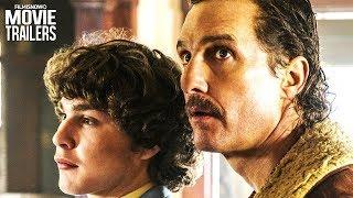 WHITE BOY RICK Trailer NEW (2018) - Matthew McConaughey Crime Thriller