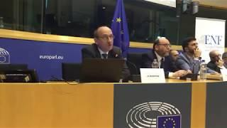 L' INTERVENTO DI ALBERTO BAGNAI: PROPAGANDA IN THE EU