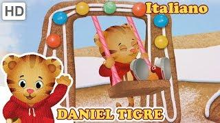 Daniel Tiger in Italiano - Va Bene Fare Errori! ✔️❌| Video per Bambini