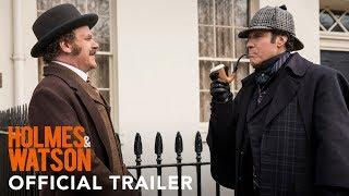 HOLMES & WATSON - Official Trailer - In Cinemas December 26
