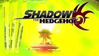 Shadow The Hedgehog - 14 - Retorno ao rio de caneta marca-texto