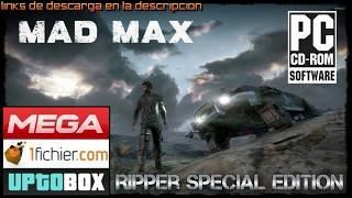 Descargar Mad Max Ripper Special Edition 29/04/2018 Español (mega, 1fichier, uptobox)