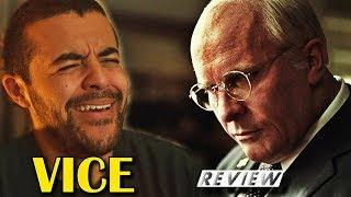 Vice (Christian Bale Dick Cheney Drama) movie review