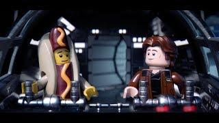 Hot Dog Hunger - LEGO Star Wars - Who's Your Co-Pilot?