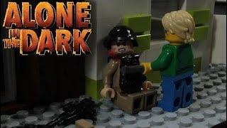 Funny Video | Lego Zombie Alone In The Dark Episode 6 Stop Motion Animation | Lego Stop Motion