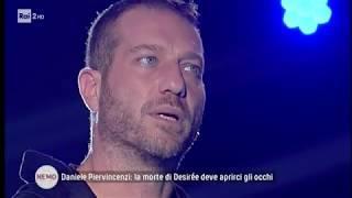 Daniele Piervincenzi: la morte di Desirée deve aprirci gli occhi - Nemo - Nessuno Escluso 02/11/2018