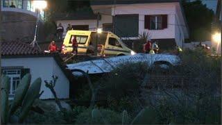 Bus precipitato a Madeira, sale il bilancio dei morti
