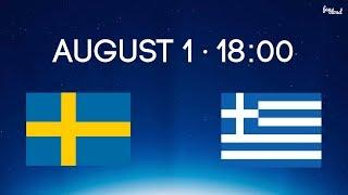 U21 EURO: Sweden - Greece