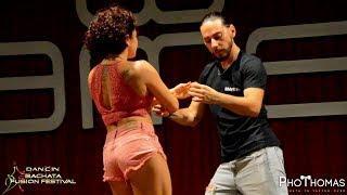 Jose y Elena [Hasta Cuando] @ Dancin Bachata Fusion Festival 2018