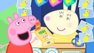 Peppa Pig Italiano - Vacanza in campeggio  - Collezione Italiano - Cartoni Animati