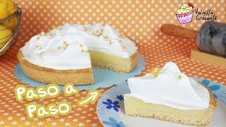 COMO HACER UN LEMON PIE PERFECTO • Pastel de limón • │ Vainilla Crocante