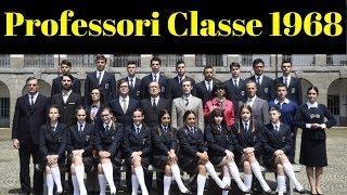Collegio 3 Professori Classe 1968