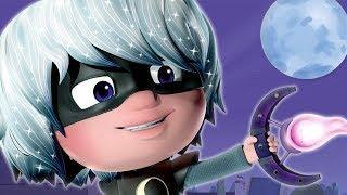 PJ Masks Super Pigiamini ???? I momenti più belli di Lunetta ???? Nuovi Episodi   Cartoni Animati
